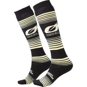 O'Neal Pro MX Socks Stripes black/yellow